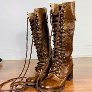 Freebird by Steven grany tail combat boots